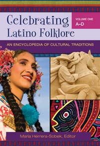 Celebrating Latino Folklore cover image