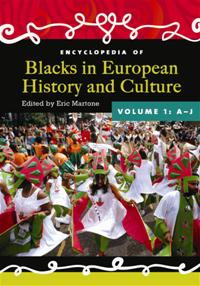 Encyclopedia of Blacks in European History and Culture cover image