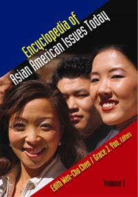 Encyclopedia of Asian American Issues Today cover image