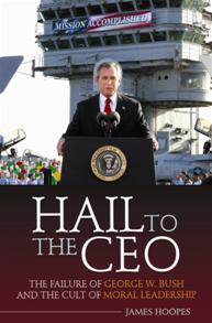 Hail to the CEO cover image