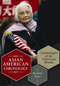 Asian American Chronology cover image
