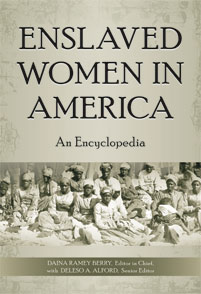 Cover image for Enslaved Women in America