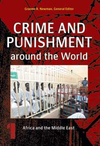 Cover image for Crime and Punishment around the World