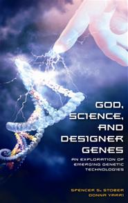 God, Science, and Designer Genes cover image