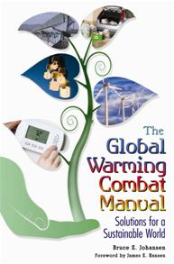 The Global Warming Combat Manual cover image