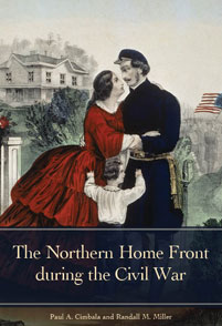 The Northern Home Front during the Civil War cover image