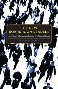 Cover image for The New Boardroom Leaders