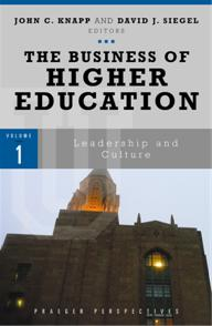 The Business of Higher Education cover image
