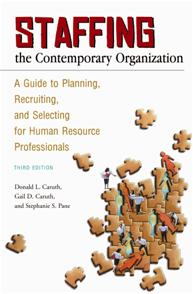 Staffing the Contemporary Organization cover image
