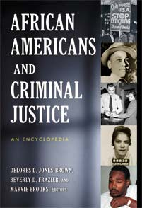 African Americans and Criminal Justice cover image