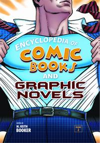 Encyclopedia of Comic Books and Graphic Novels cover image