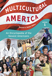 Cover image for Multicultural America