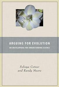 Cover image for Arguing for Evolution