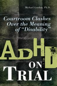 ADHD on Trial cover image