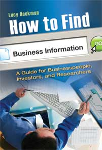 How to Find Business Information cover image
