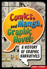 Comics, Manga, and Graphic Novels cover image