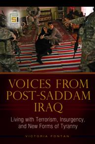 Cover image for Voices from Post-Saddam Iraq