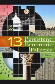 Thirteen Persistent Economic Fallacies cover image