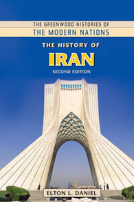 The History of Iran, 2nd Edition cover image