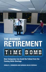The Boomer Retirement Time Bomb cover image