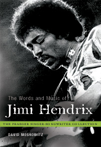 The Words and Music of Jimi Hendrix cover image
