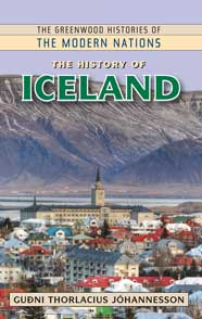 Cover image for The History of Iceland