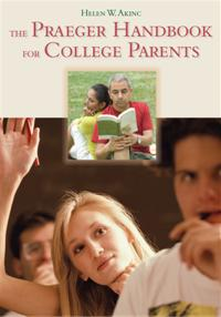 The Praeger Handbook for College Parents cover image