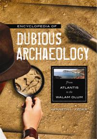 Encyclopedia of Dubious Archaeology cover image