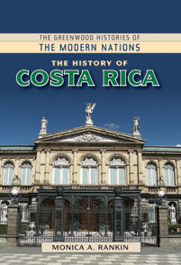 The History of Costa Rica cover image
