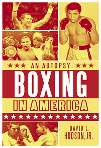 Cover image for Boxing in America