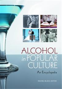 Cover image for Alcohol in Popular Culture