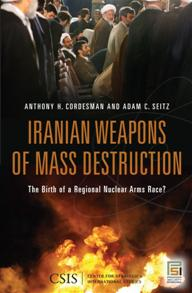 Iranian Weapons of Mass Destruction cover image