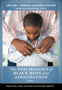 The Psychology of Black Boys and Adolescents cover image