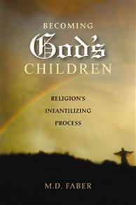 Becoming God's Children cover image