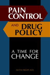 Pain Control and Drug Policy cover image