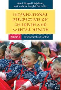 International Perspectives on Children and Mental Health cover image