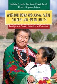 American Indian and Alaska Native Children and Mental Health cover image