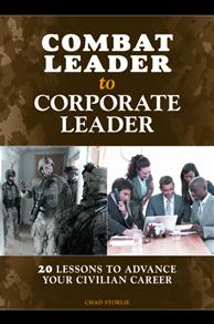 Cover image for Combat Leader to Corporate Leader