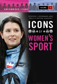 Icons of Women's Sport cover image