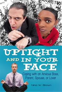 Uptight and In Your Face cover image