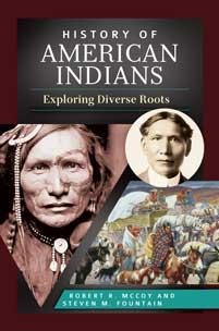 History of American Indians cover image