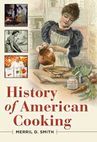 History of American Cooking cover image
