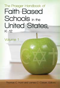 The Praeger Handbook of Faith-Based Schools in the United States, K–12 cover image
