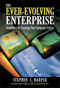 The Ever-Evolving Enterprise cover image