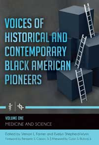 Cover image for Voices of Historical and Contemporary Black American Pioneers