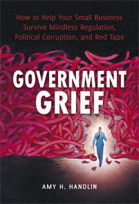 Government Grief cover image