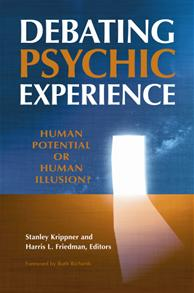 Cover image for Debating Psychic Experience
