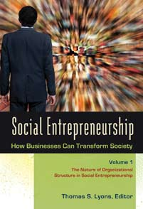 Cover image for Social Entrepreneurship