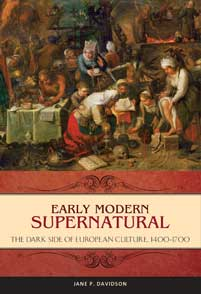 Early Modern Supernatural cover image