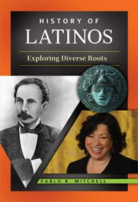 History of Latinos cover image